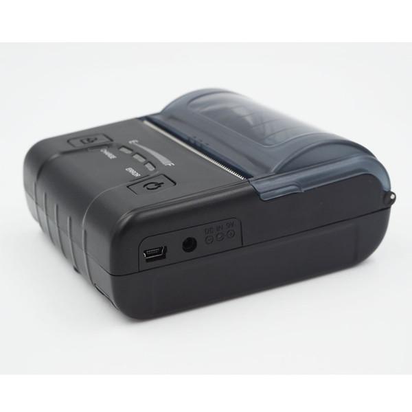 TP-E300 ventes chaudes 3 pouces 80mm Android Bluetooth imprimante Mini imprimante thermique imprimante portable, pour restaurant et supermarché