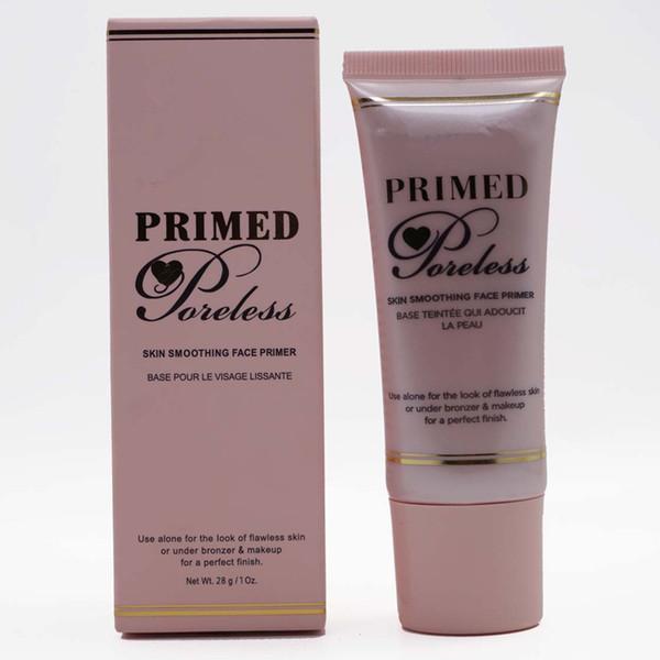 Brands Makeup Foundation Primer Face Cosmetics Primed and Poreless 28g Skin Smoothing Face Primer Concealer Cream