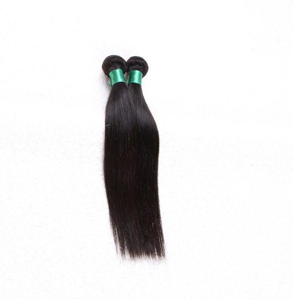 8A Grade!!! brazilian Peruvian indian Malaysian Hair Extensions straight Double Weft No Shedding NO Tangle Durable 50g/pcs 6pcs a lot