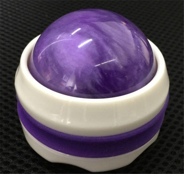 top popular Massage Ball Back Roller Massager Health Care Pain Relief Body Secrets Manual Resin Massagers Balls 2021
