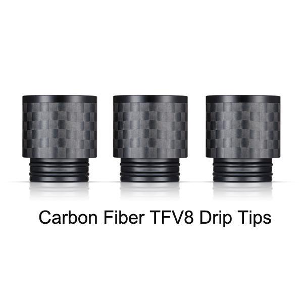 C (810 punte per flebo in fibra di carbonio)
