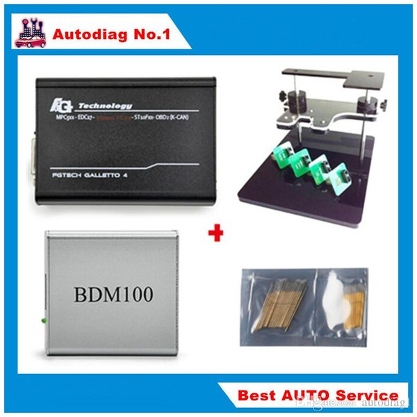 Fgtech Galletto 4 Master v54 ECU tool FG Tech v 54 + bdm 100 tool v1255 BDM100 + BDM Frame With Aapters and 40 bdm frame pins