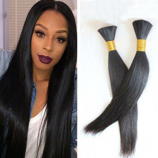 Cheap 100 natural hair bulk forbraids brazilian virginhuman bulk 100 natural hair bulk forbraids brazilian virginhuman bulk hair 3pcslot cheap bulk hair pmusecretfo Gallery