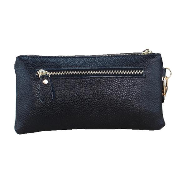 Ladies Cosmetic Bag Split Leather Women Makeup Travel Toiletry Bag Makeup Organizer Cosmetic Brand Case Storage Organizer Bag