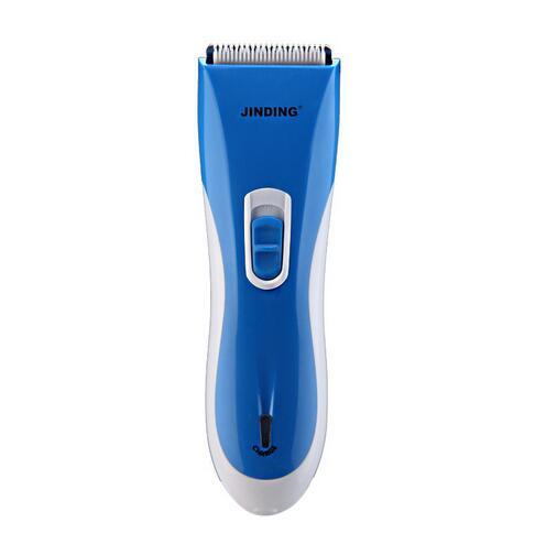 Waterproof Electric Hair Clipper Razor Kids Ceramic Trimmer Blade Rechargeable Shaver Children Hair Cutting Machine Remover JD-9906