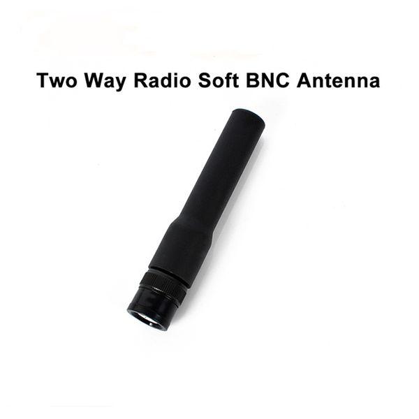 SMA Female UHF VHF 144/430mHz Rubber Stubby HandHeld Antenna for Radio Baofeng BF-888s BF-UV5R Kenw TK-360 TK-370