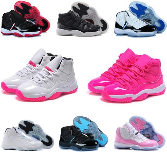 72-10 11 s 11 kadın basketbol ayakkabıları online indirim en kaliteli sneaker ABD boyutu 5.5-8.5 KUTUSU ile ücretsiz kargo