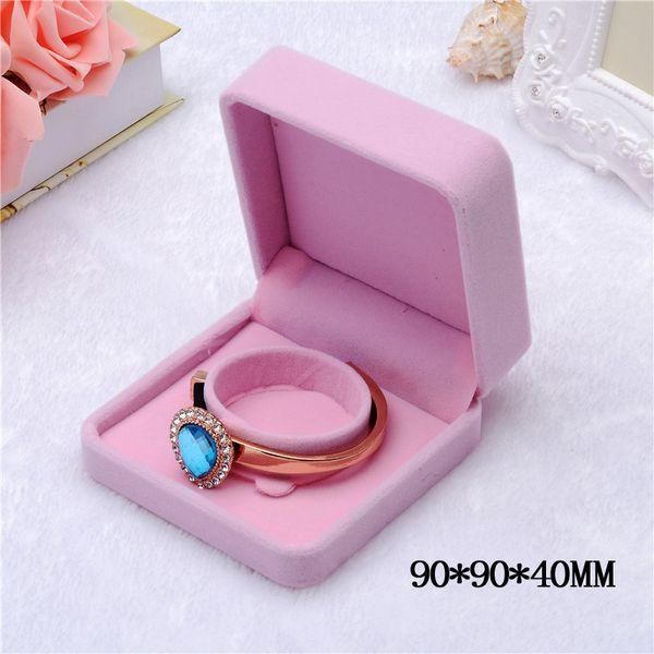 Розовый (браслет)