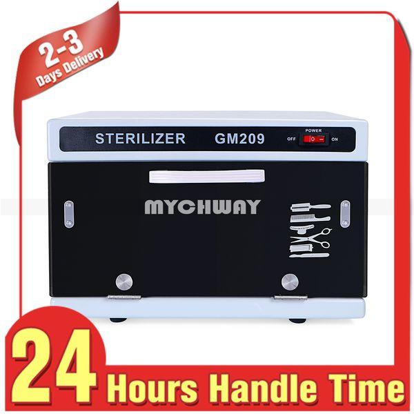 Hot selling Mini Pro UV Ultraviolet Tool Sterilizer Sanitizer Cabinet Beauty Salon Spa home use Machine