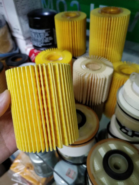 Factory supply for TOYOTA camry oil filter 04152-31090