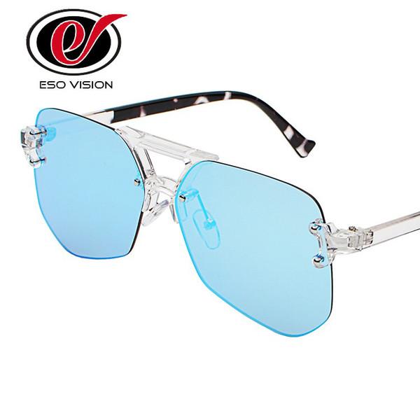 Fashion Sunglasses for Woman and Man Men's Mirror Crystal Sunglasses Leopard Tortoise Wholesale Cheap Plastic Pink Brand Sunglasses China