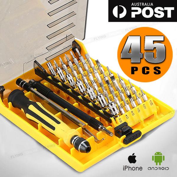 45in1 Kit cacciavite di precisione versatile Kit di riparazione Cacciavite Torx