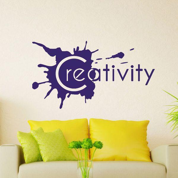 Hot Sale Creative Wall Lettering Stickers Word Stickers Bedroom Living Room Decorative Murals Vinyl Art Creative Stickers DIY