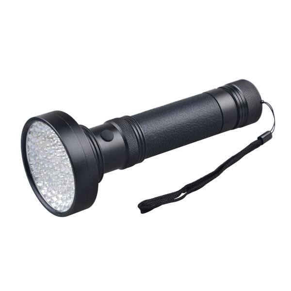High Power Ultraviolet Light Black light Lamp Hunting 100 LED UV Flashlight Torch