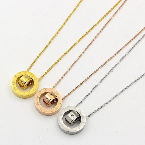 Sporty necklace football Pendant With Chain Stainless Steel Soccer Necklace Gold Plated Men/Women sport ball Jewelry