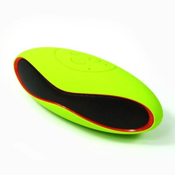 Mini X6 Bluetooth Speaker Green
