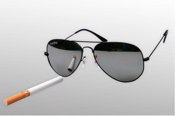 Hot 58 mm / 62mm Men's Women's Metal Sunglasses Designer Sun glass Beach Sunglass UV400 Glass Lens
