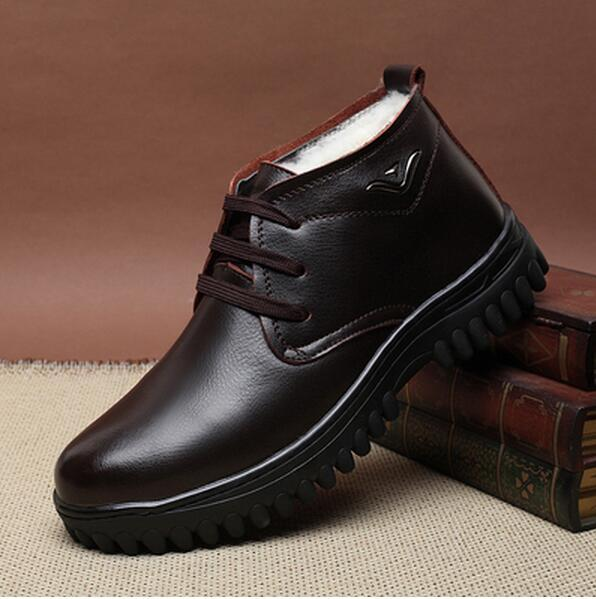 brown 002 lace-up
