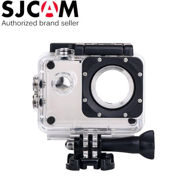 Wholesale- Original SJ4000/SJ4000 WIFI Underwater Waterproof Dive Housing Case Camcorder Camera Helmet