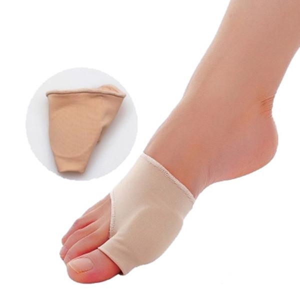 2pcs piede separatore strumento di cura del piede pollice valgo protettore borsite regolatore raddrizzare dita piegate piedi cura
