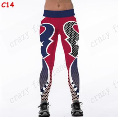 best selling Plus Size Women Yoga Pants Sports Exercise Tights Fitness Running Jogging Trousers Gym Slim Compression Pants Leggings Sexy Hips Push Up