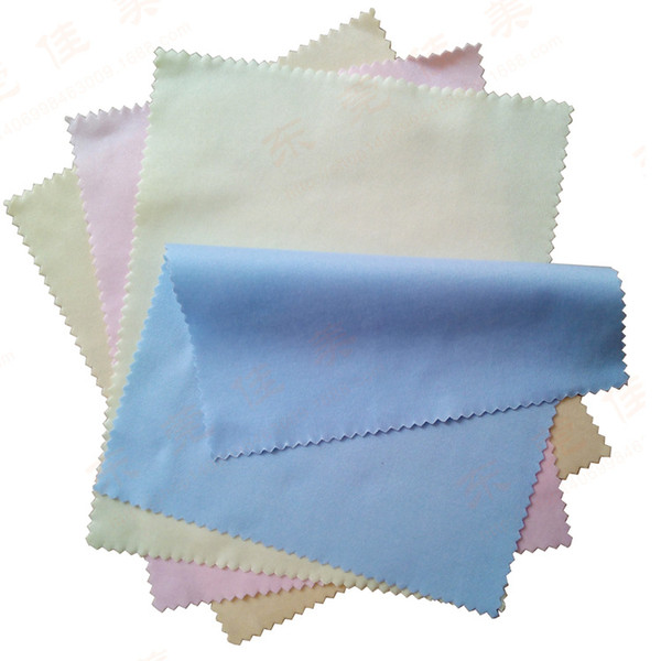 Square Glasses Cloth Superfine Fiber Lens Cleaning Clothes Washable Screen Wipes For Cell Phones Camera Universal 0 18jm B