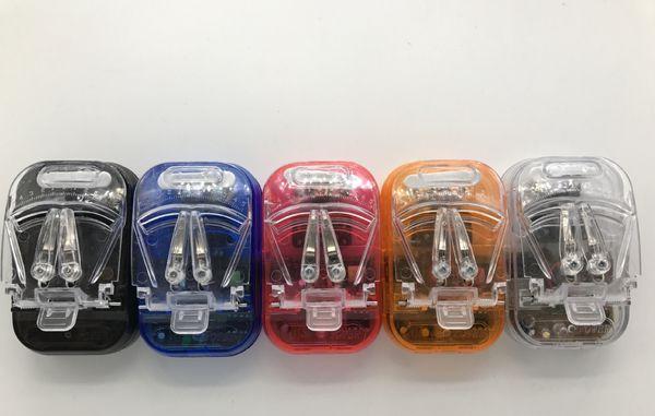 US PLUG, teléfono móvil, cargadores universales, cargador de muelle, colorido, EE. UU., Batería de viaje, cargador universal, teléfono celular, cargador de pared, cargador USB, adaptador USB
