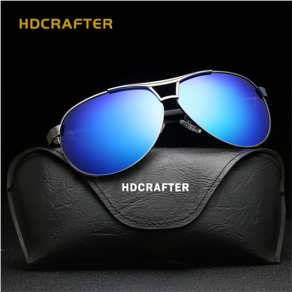 .sunglasses trends men retro round round face men china test police men ray colour glass new model wholesale side shields Driving glasses