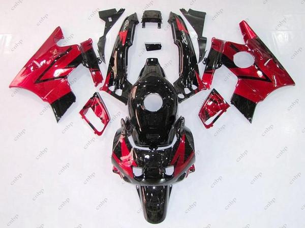 Kits complets pour Honda Cbr600 1992 carénage ABS CBR600 F2 1993 carénages CBR 600 F2 91 92 1991 - 1994