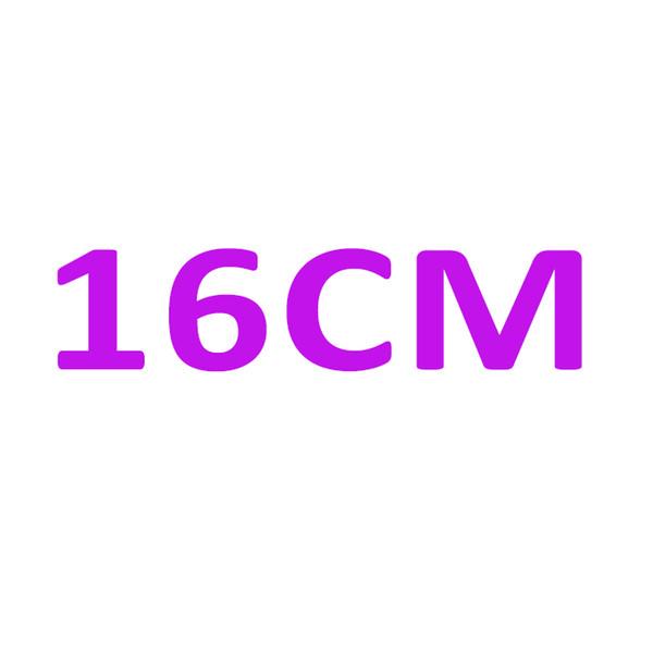 브랜드 홀 마크가있는 단일 16CM