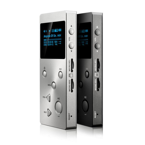 Wholesale- Xduoo X3 ( + leather case free ) Portable High Resolution Lossless DAC DSD Music Player