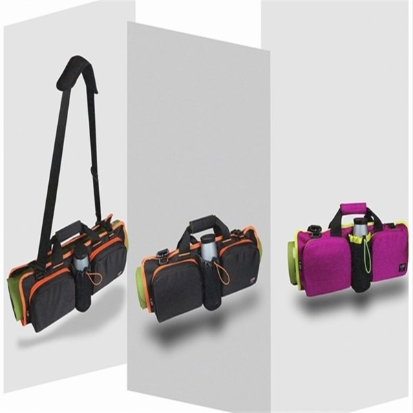 Yoga package, fitness, storage bag, large capacity, multi pockets, personality design, waterproof, simple and practical, with unique feature