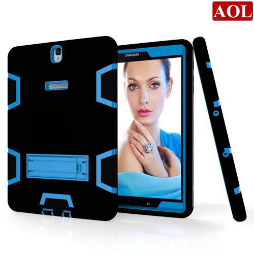 For Samsung Galaxy Tab S3 9.7 T820/T825 3 in 1 Heavy Duty Hybrid Silicone Shockproof Drop-proof Tablet Funda Case Cover