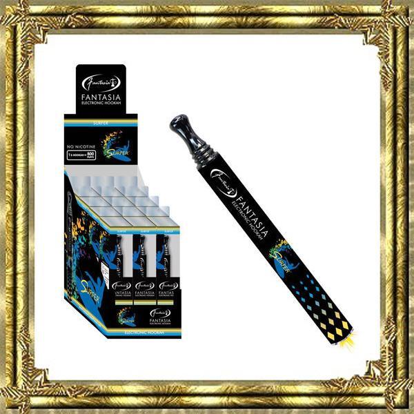 2017 hot Fantasia Disposable Cigarette E HOOKAH 800 Puffs Various Fruit Flavors Colorful Pens Electronic Cigarette vape pens wholes