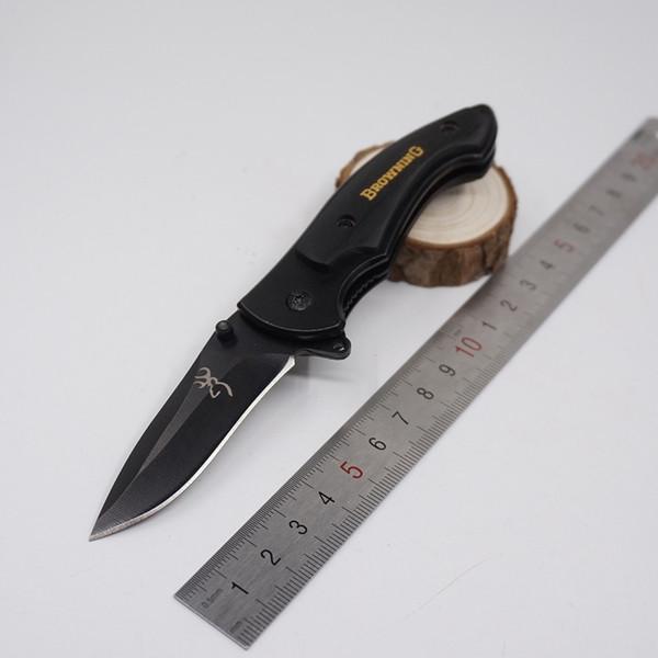 Small 337 Black Browning knives