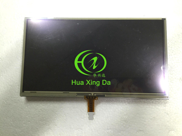 top popular NEW Original 7 inch car LCD Modules By LQ070Y5DG08 LQ070Y5DG36 LQ070Y5DG09 Touch Screen New Arrival 2021