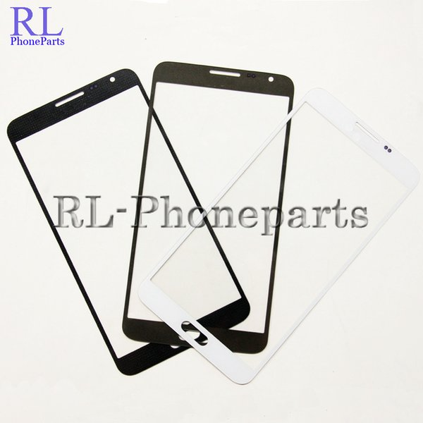 DHL 300pcs/lot LCD Front Digitizer Screen Lens Outer Glass Panel Relacement parts For Samsung Galaxy NOTE 2 NOTE 1 NOTE 3 lite