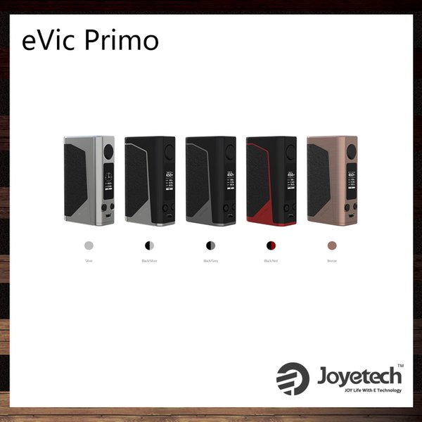 Joyetech eVic Primo 200W TC Box MOD Equalizing Charging System Power Bank Upgradeable Firmware 100% Original