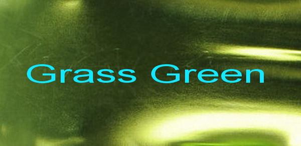 Трава зеленая