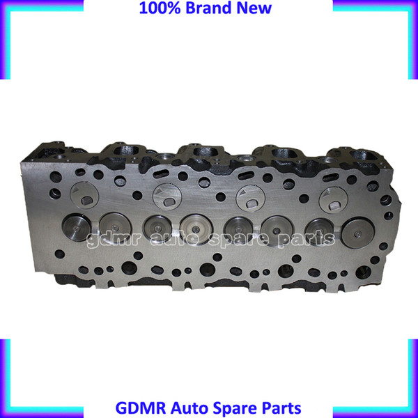 top popular Complete 2L engine cylinder head assembly for toyota Hilux 2400 Land Cruiser Hiace 4-Runner Chasser Cressida 2.4D 11101-54120 AMC 909 151 2019