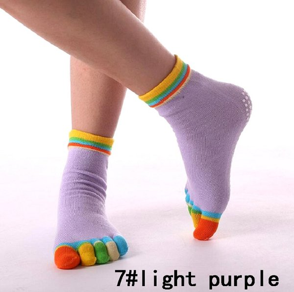 7 Licht lila