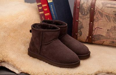 2017 New Christmas gift Leather Snow boots 7 Colors zapatos mujer Ankle Boots for Women Winter Boots botas femininas Winter Shoes