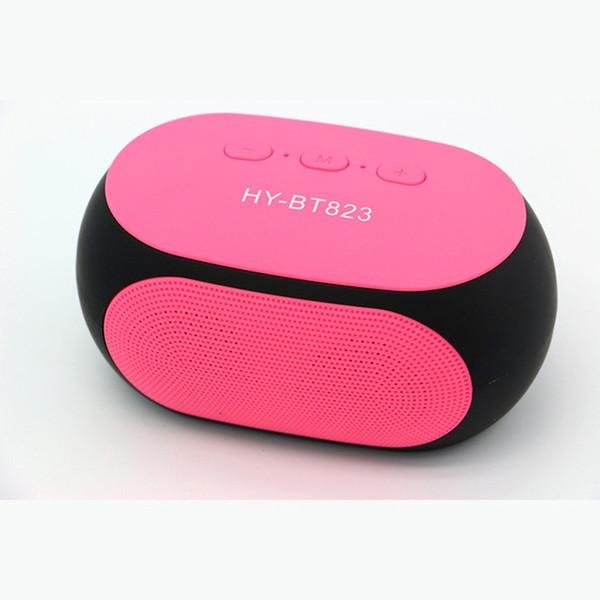 Nuovi altoparlanti Bluetooth wireless per bicicletta di alta qualità mini altoparlante portatile con lettore di suoni e audio con radio Aux / FM / TF