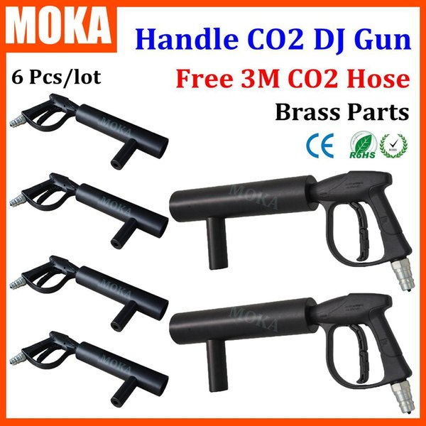 2019hot Sale CO2 Dj Gun Party Gun Cryo Co2 Jet Machine Special Fog CO2 Cryo  Gun Cryo Cannon Supplier Laser Stage Lighting Stage Lights For Sale From