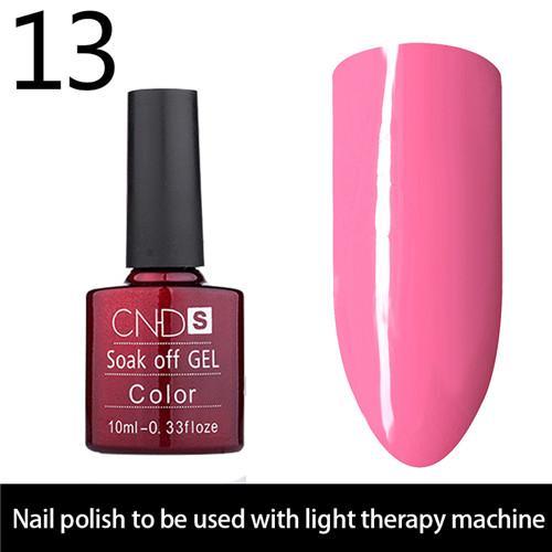 Wholesale- 10ML Gel Varnishes NewArrival Pretty 156 Colors UV Gel Nail Varnish Paint Soak Off LED UV Gel Color Nail Art