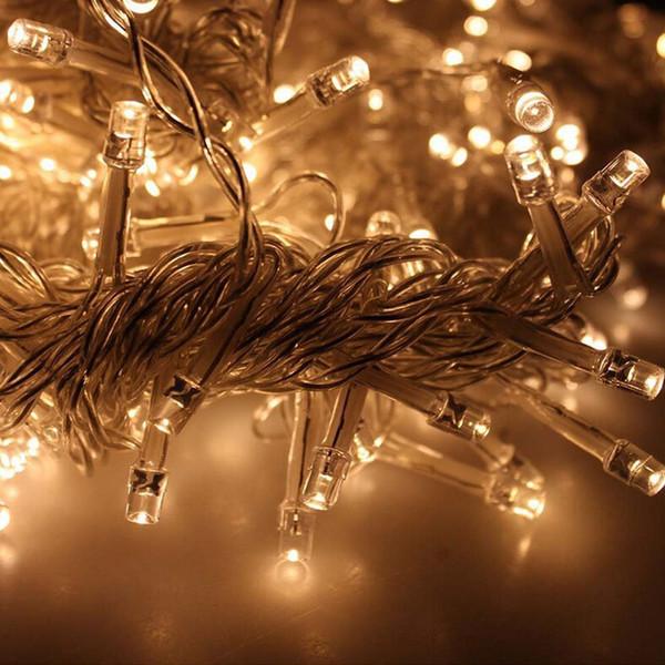 3 Mx3 M 300 LED Ao Ar Livre de Natal Decorativo xmas Corda Fada Guirlandas Festa de Casamento Luz Luz US110v EU220v