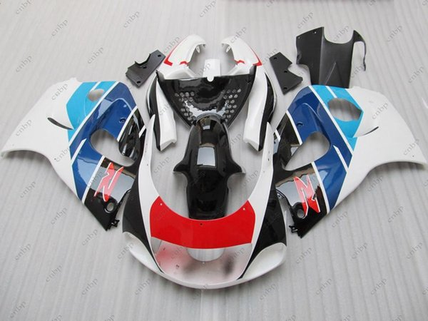 Kunststoffverkleidungen GSXR 750 2000 ABS Verkleidung GSXR750 1996 Karosseriesätze GSXR600 98 99 1996 - 2000