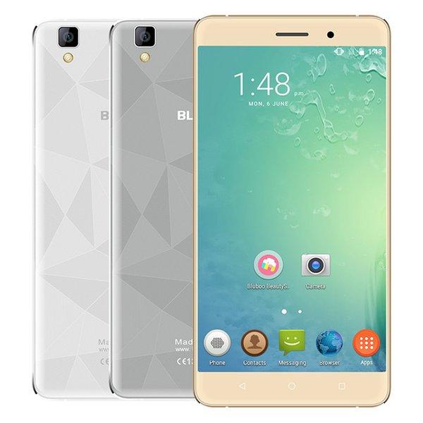 Smartphone Pas Chere Sans Abonnement Vente En Gros Original Bluboo Maya 5 5inch Téléphone Intelligent Android 6 0 Ram 2 Go Rom 16 Go 3g Téléphone