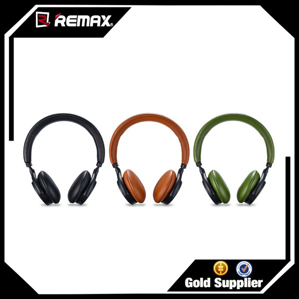 Ursprünglicher Remax 300HB Bluetooth V4.1 Kopfhörer Headset Touch Control Wireless Stereo Kopfhörer Musik HD Mikrofon für jedes Smartphone