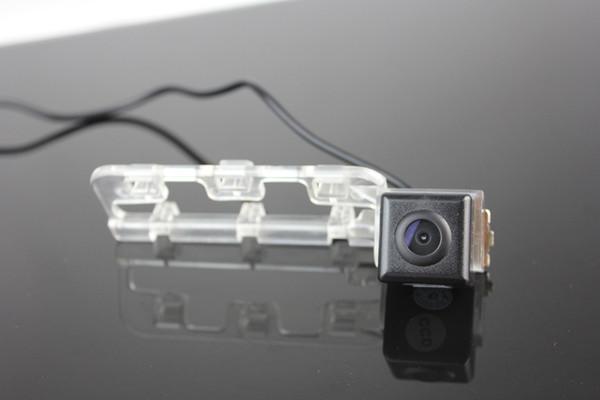 Car Camera For Honda Civic 2009-2011 Rear View Camera / HD CCD RCA NTST PAL / Reverse Hole OEM